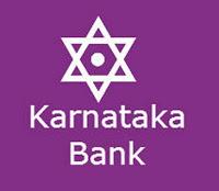 Karnataka Bank published Admit Card