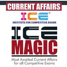 ICE Magic Rajkot  ICE Current Affairs, Gujarati Current Affairs
